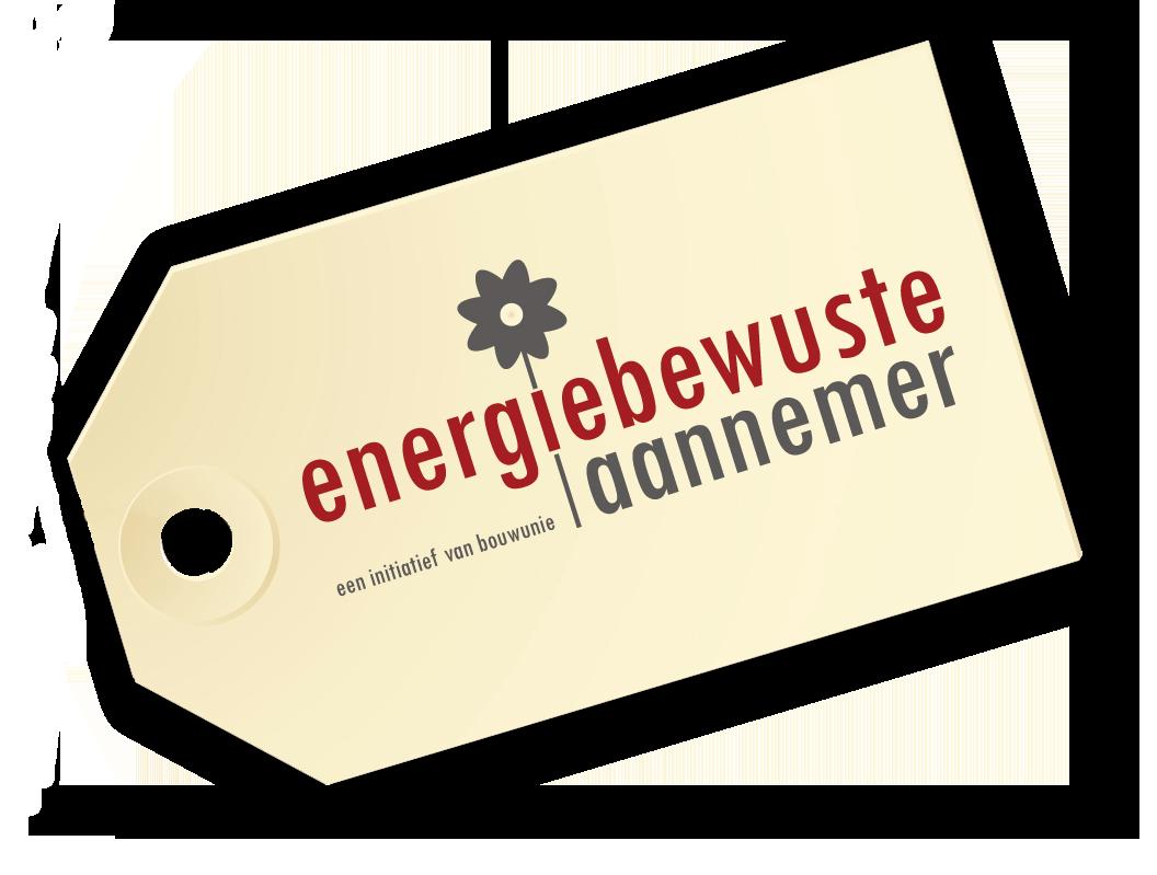 Energiebewuste aannemer
